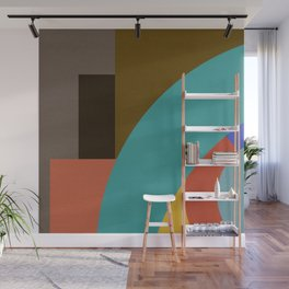 Bee's Knees FOUR (Square) Wall Mural