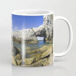 The White Arch  Coffee Mug