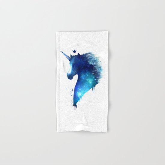 cosmic Unicorn Hand & Bath Towel