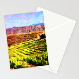Vineyard View - Help Fund Education for Impoverished Kids in Malawi, Africa @MoreThanAid Stationery Cards
