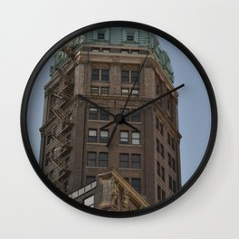heritage vancouver Wall Clock