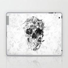 New Skull Light B&W Laptop & iPad Skin