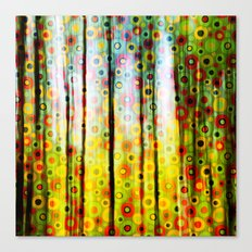 Fairy Tale Forest 2 Canvas Print