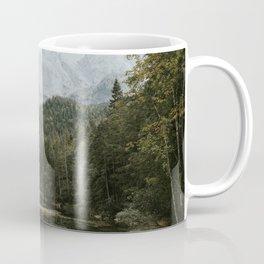 Mountain lake vibes II - Landscape Photography Coffee Mug