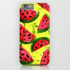 Watermelon Meltdown iPhone 6s Slim Case