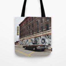 Hotel Roosevelt - Detroit, MI Tote Bag