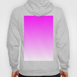 Pink Ombre flames Hoody