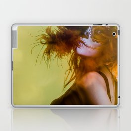 Dreamy SugarSkull Laptop & iPad Skin