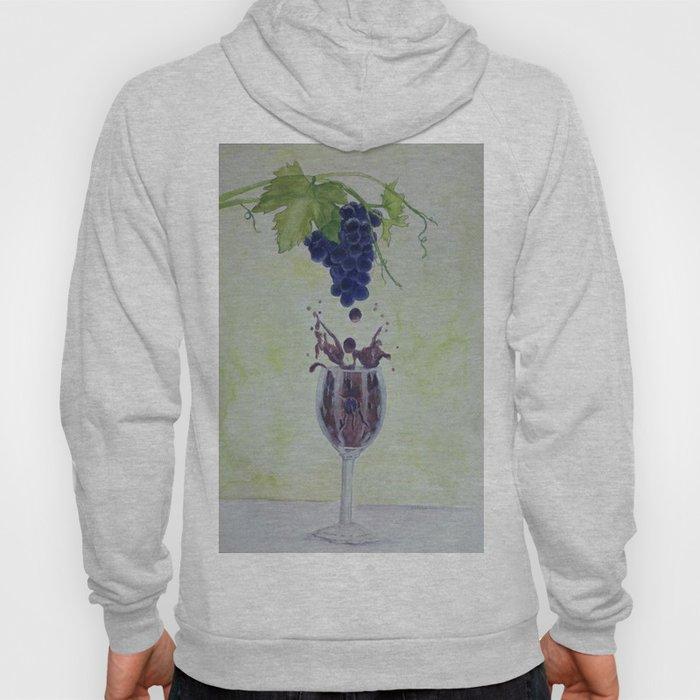 Metamorphosis - From Vine to Wine in the Finger Lakes Hoody