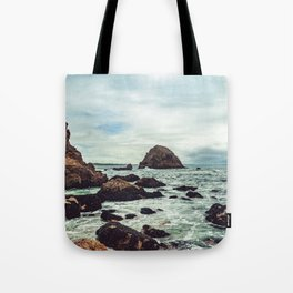Point Reyes Elephant Rock Tote Bag