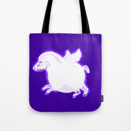 Fat Pegasus Tote Bag