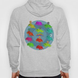 Triceratops Baby Hoody