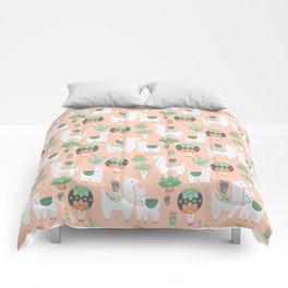 Llama Party Comforters