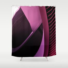 Urban Beauty Shower Curtain