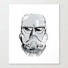 Ralph McQuarrie concept Stormrooper Canvas Print