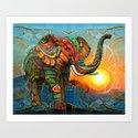 Elephant's Dream by waeladakadan