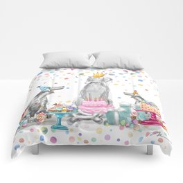 PARTY WEIMS Comforters