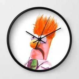 Beaker Wall Clock