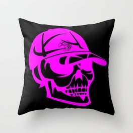 feel what you wear. Throw Pillow