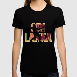 Sri Lanka Cricket Kit : 2019 Sri Lankan International Fans Gift T-shirt