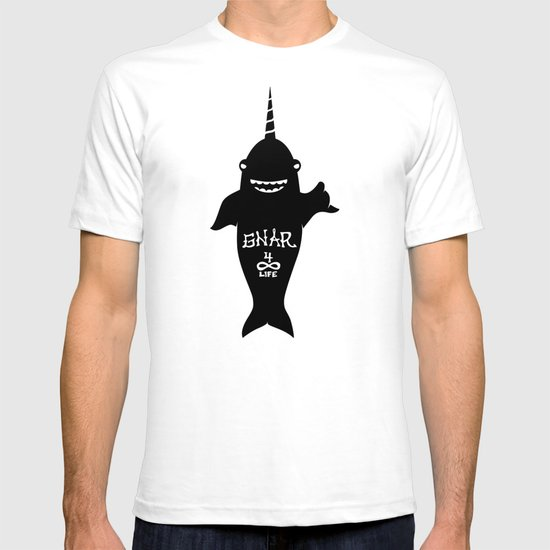 GNARWHAL T-shirt