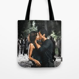 Love and Walkers Tote Bag