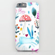 mushroom kingdom Slim Case iPhone 6s