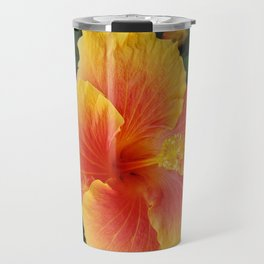 Hybiscus Travel Mug