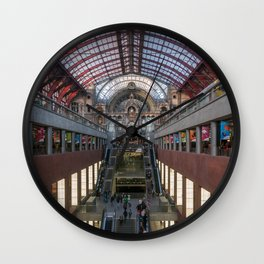 Central Station Wall Clock