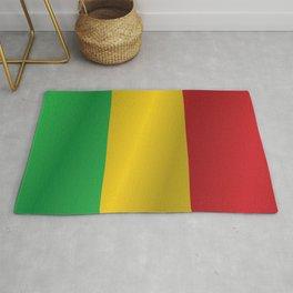 Flag of Mali Rug