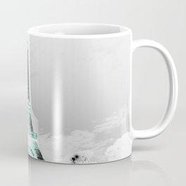 pariS Black & White + Mint Coffee Mug