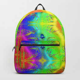 Pattern by confetti ... Backpack