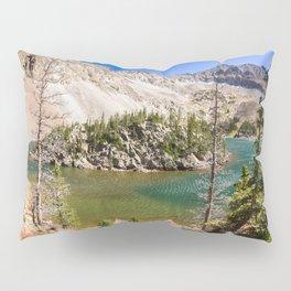 Colorado Pictures - Lake Agnes Pillow Sham