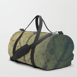 Leaf´s veins Duffle Bag