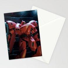 GERBERA TETRA Stationery Cards
