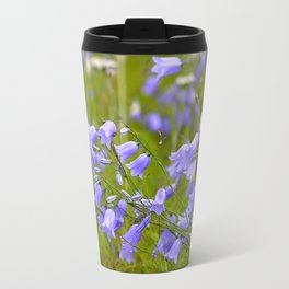 Bluebells Meadow #decor #society6 Travel Mug