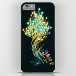 ElectriciTree iPhone Case