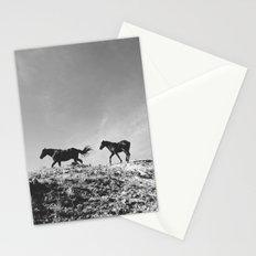 Pryor Mountain Wild Mustangs Stationery Cards