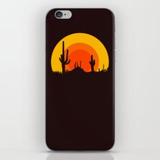 mucho calor iPhone & iPod Skin