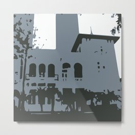 Rotschild Metal Print