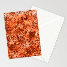 Wild (Series) Orange Stationery Cards