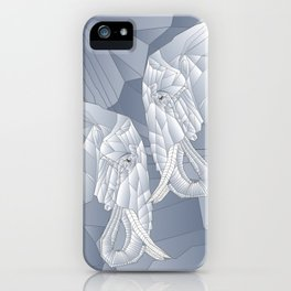 Stone Elephant iPhone Case