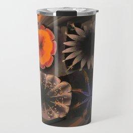 Shamaness Nude Flowers  ID:16165-134337-14980 Travel Mug