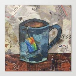 Coffee Tea... or Me Canvas Print