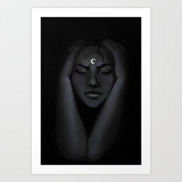 Dilemma Art Print