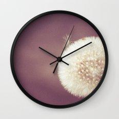 Blow you away Wall Clock