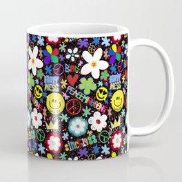 PMO colorful collage Coffee Mug