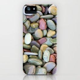 Stones, no sticks iPhone Case