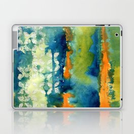 Aquamarine Dreams Laptop & iPad Skin