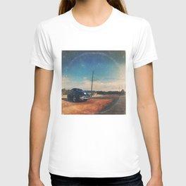 Roadside Classic - America As Vintage Album Art T-shirt